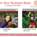 Share Your Summer Story Contest Winners