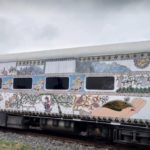 Wow…Japan smitten by Mithila-painted Indian Railways trains