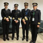 Air India 173 Piloted All Women Crew Flight on International Women's Day