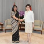Mrs Priyanka Chauhan Takes Charge as New Consul-General of India to Hong Kong and Macau