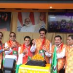 353 kg Ladoos to celebrate the victory of NaMo and NDA MP's in recent election