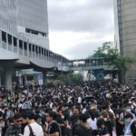 Hong Kong Protest cripples the city