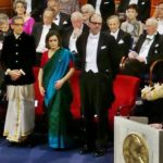 Abhijit Banerjee receives Nobel Prize 2019 wearing traditional Bengali Bandhgala and Dhoti